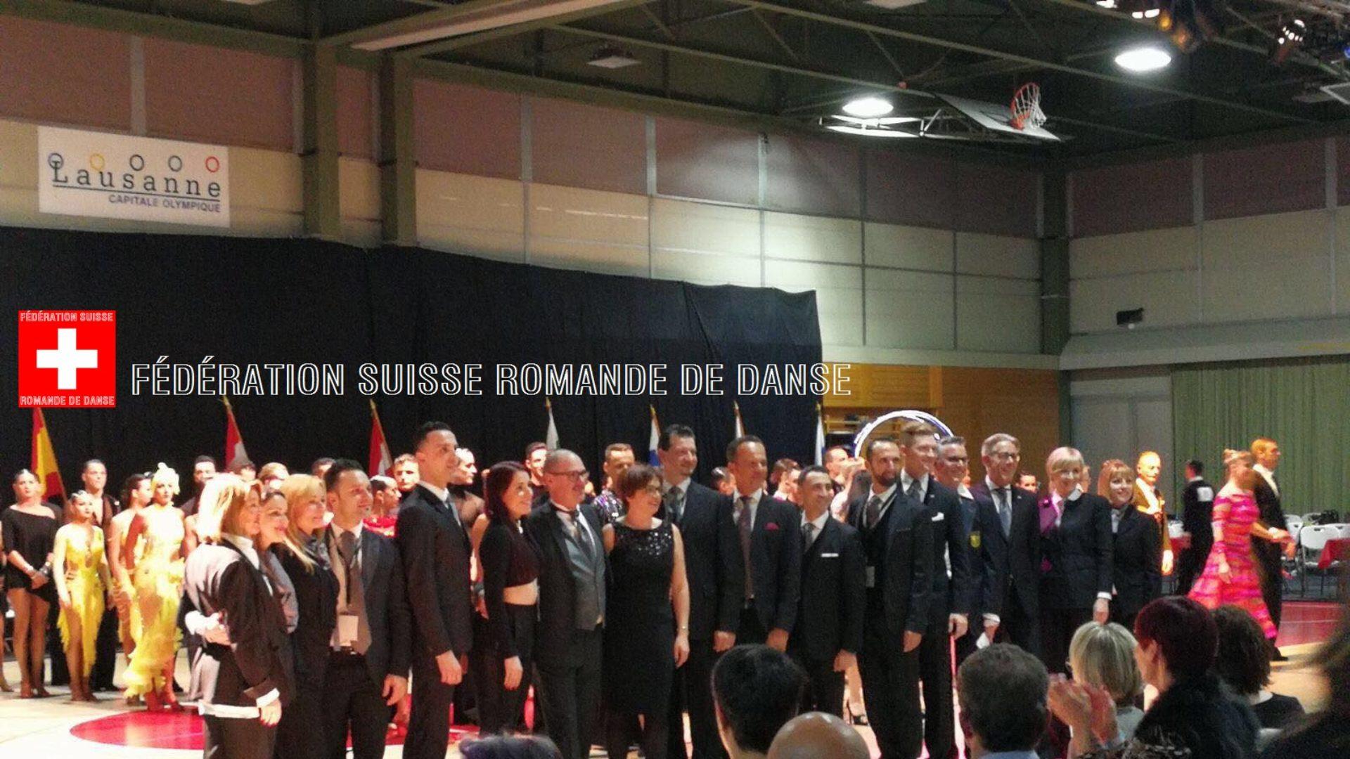 Fédération Suisse Romande de Danse